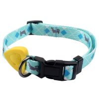 Heat-Transfer Printed Professional Manufacturer Wholesale Dog Collar