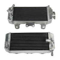 All Types Coolant Aluminum Dirt Bike Motorcycle Radiator