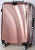 Lightweight Hard Shell Travel Cabin Suitcase With Aluminum Frame(KY412)