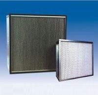 Aluminum-Separator HEPA Filter