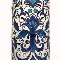China Supplier Hand Made Decorative Modern Chinese Tall Slim Vase