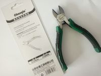 """carbon steel USA type diagonal pliers cutting pliers 6"""""""