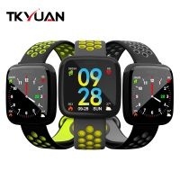 F15 Smart Bracelet IP67 Waterproof With Heart Rate Blood Pressure Oxygen Monitor Fitness Tracker Multi-Sport Modes Smart Band