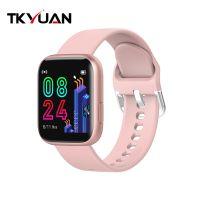 P4 Smart Watch 1.4inch IPS Full Screen Touch Heart Rate Monitor Smart Wristband IP67 Waterproof Men Women Fitness Tracker Smartwatch