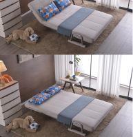 Living room fabric sofa furniture