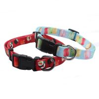 Dog Collars Factory: Popular Polyester Dog Collars Supplies-qqpets