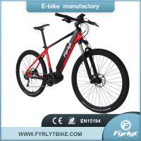 27.5 inch 250W/350W mid drive motor electric mountain bike MTB