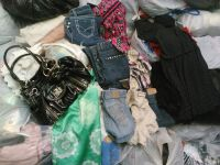 Used Clothing Mixed Rags, Shoes, Credential clothing, thrift items,