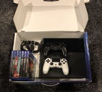 HOT PRICE BUY 2 GET 1 FREE Original Sales For New Latest PlayStation 4 PS4 500GB console + 10 Free Games