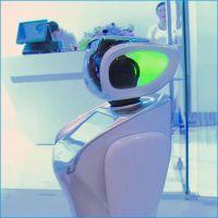 QIHAN Sanbot open API Cloud service intelligent humanoid service robot