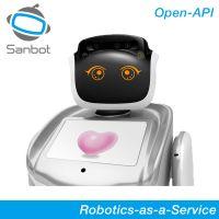 QIHAN Sanbot cloud-brained platform programmable intelligent human like robot for retail