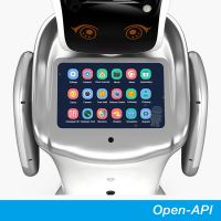 Sanbot Elf high-tech open API customized advanced humanoid robots