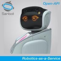 Sanbot Elf hot sale interactive smart intelligent business service robot for customer reception