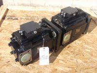 Hawe Inline V30E-95LSV-2-0-01 + V30E-160LSV-2-0-01, N-FKM 913286-01-1709, N-SO-113783-10-1112 Axial Piston Twin Pump