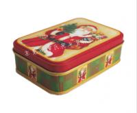 Christmas Tins For Wholesaler