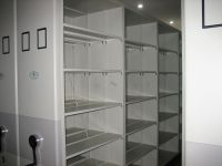 Handle Mobile Shelving