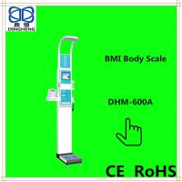 DHM-600A Digital height and weight measurement with bodt fat and blood presuure analysis