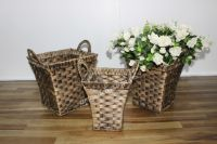 New item water hyacinth storage baskets - SD4116A-3BR05