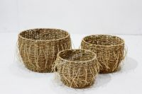 New product segrass basket for home furniture-SD2202A-3NA