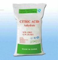 Acidulant Citric Acid Monohydrate 8-80 Mesh
