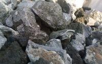 Titanium slag