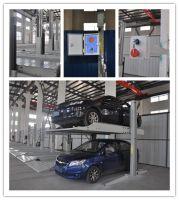 hydraulic two post car