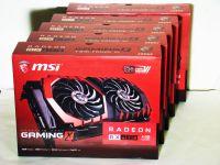 2017 MSI Radeon RX 480 Gaming X 4GB GDDR5 Video Card