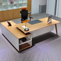modern size office desk