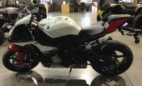 Yamaha YZF-R   r1 bike