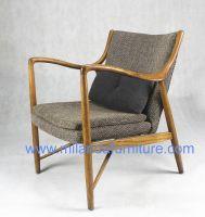 Finn Juhl NV45 lounge chair reproduction