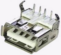 USB AF 90������° DIP High Quality Connector