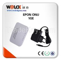 1.25Gbps FTTH 1GE Epon Onu