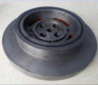 D06A-002-34 Crankshaft shock absorber used for D6114 engine
