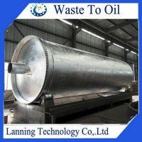 waste tyre pyrolysis machine