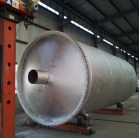 Scrap Tyre Recycling Plant with free installation