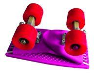 Folding pennyboard - Purple
