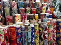 Printed Fabric  Textile