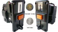 Thai Baht only coin validator Acceptor slot selector
