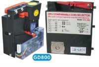 [GD]800 top insert comparable coin acceptor validator
