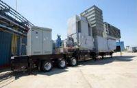 �30 MW TM 2500 Mobile Trailer Mounted Gas Turbine
