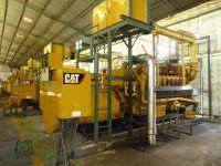 Caterpillar G3520C Natural Gas Generator Sets 1950 KW, 8 sets
