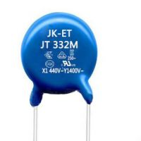 X1/Y1 ceramic capacitor, 7.5mm/10mm lead spacing, UL,CE,CQC,CUL approved