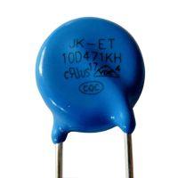 10D470V Metal Oxide Varistor for circuit surge protection