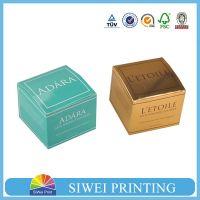 Logo Printed Skin Care Cosmetic Packaging Box