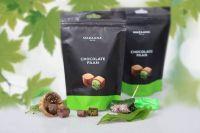 Mazaana - Nuts coated with Dark Chocolate and Milk Chocolate