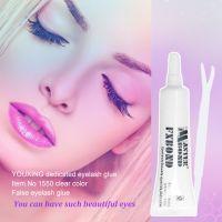 7g1550 white eyelash glue for strip lashes
