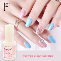 5g HQ free below 50ppm clear nail glue