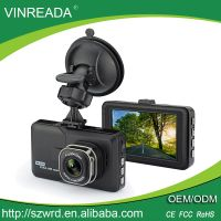 3.0 Inch Front View Car Dash Cam 1080P Full HD Car Camera Video Vehicle Recorder Balck Box