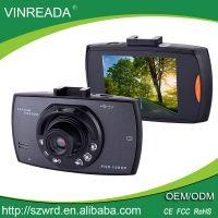 "Hot Selling G30 2.4"" Front View Camera Dash Cam Car DVR Black Box"