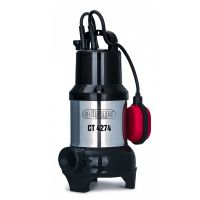 Submersible pumps for sewage